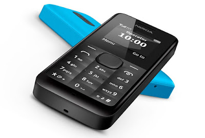 Harga dan Spesifikasi Nokia 105 Dual SIM Terbaru