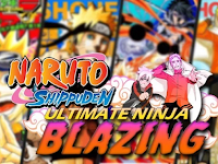 Download Naruto Shippuden Ultimate Ninja Blazing Mod Apk Full Version