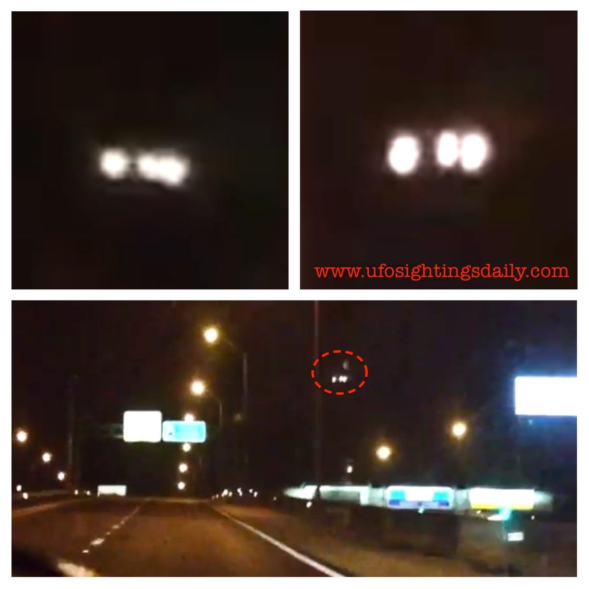 UFO SIGHTINGS DAILY: U...
