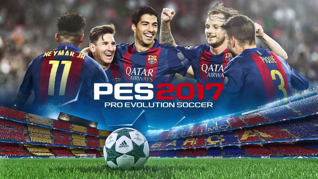Mengatasi Black Screen PES 2017