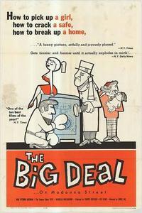 Watch Big Deal on Madonna Street Online Free in HD