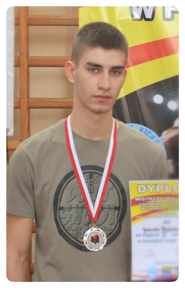 Jakub Rychlikowski, boks, kickboxing, treningi, Zielona Góra, muay thai, SKF Boksing Zielona Góra, sport