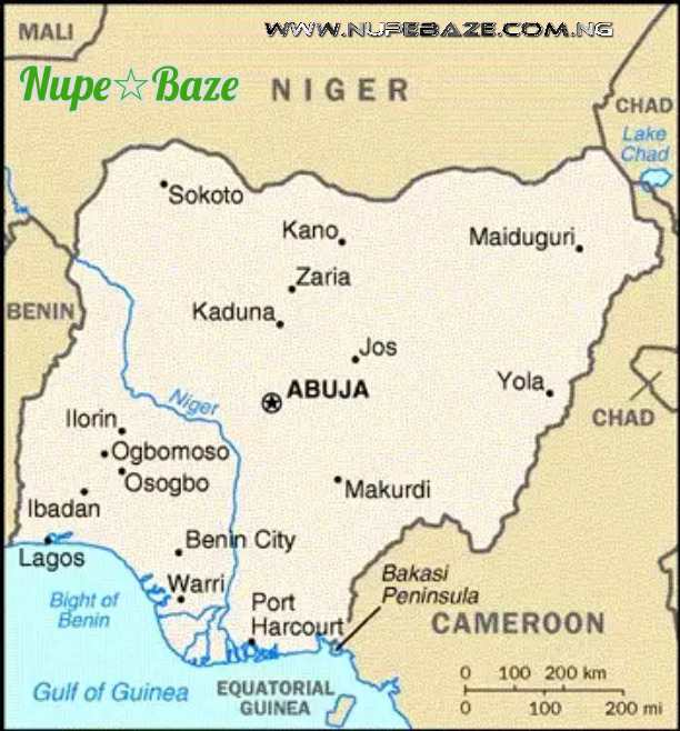 River Niger Map Niger State Nigeria , Niger State History , The History Of Niger State , Tourist Centre s In Nigeria , Nigeria Tourist Places , Niger River Map , Tourism