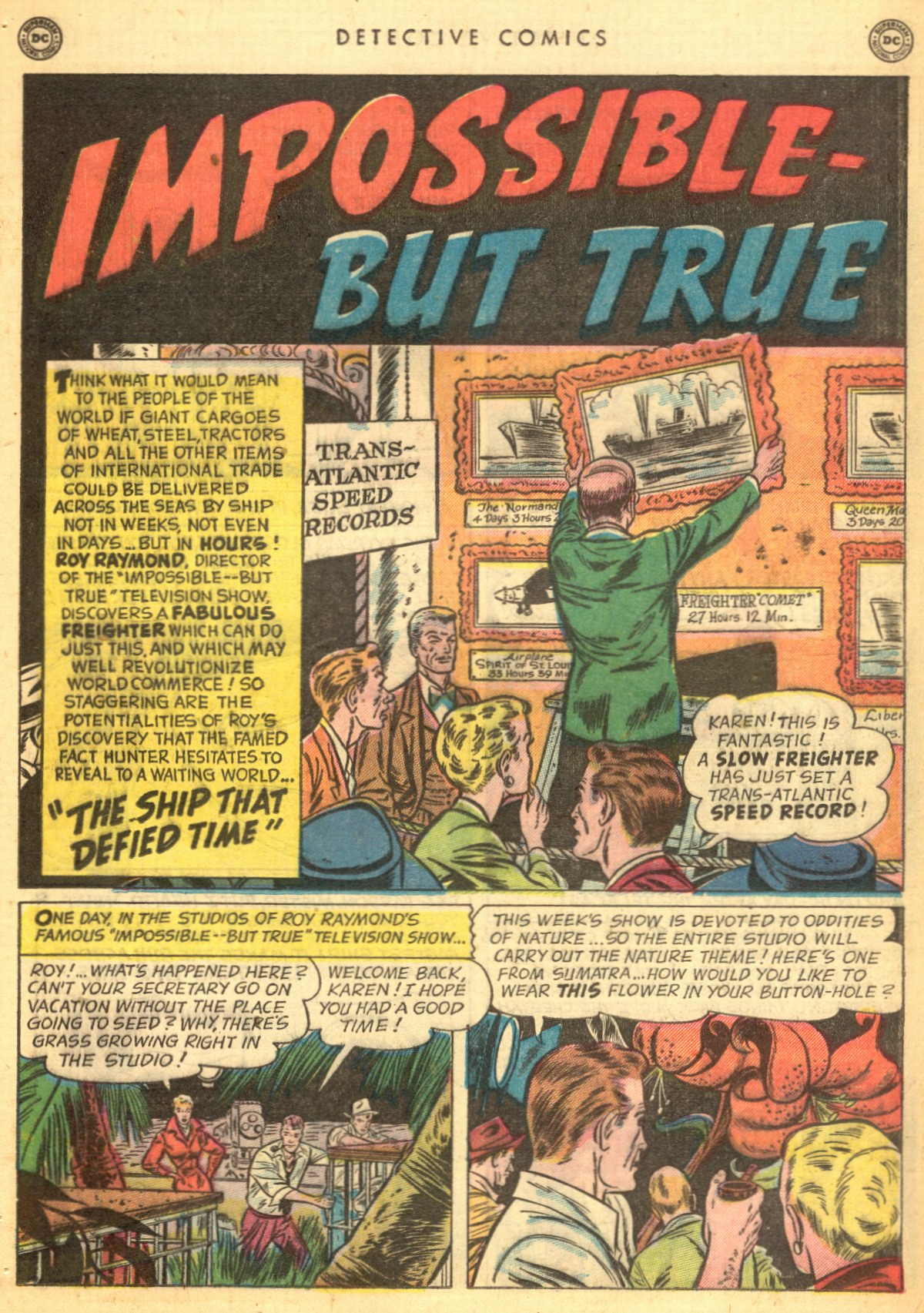 Read online Detective Comics (1937) comic -  Issue #170 - 17