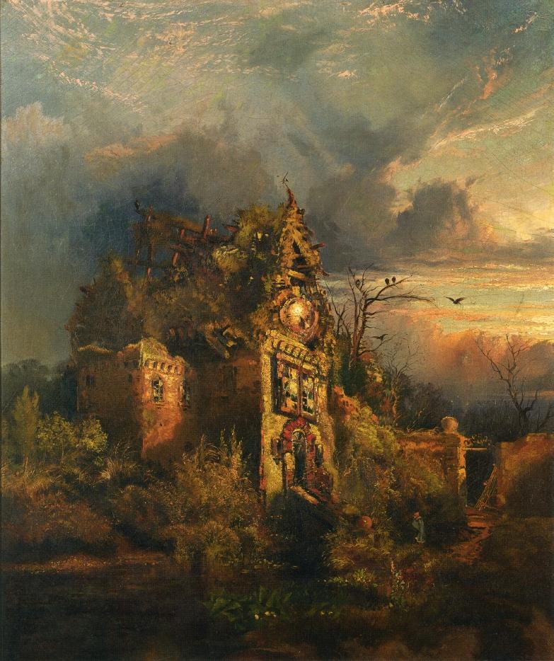Obras de Thomas Moran | Paisagens Deslumbrantes