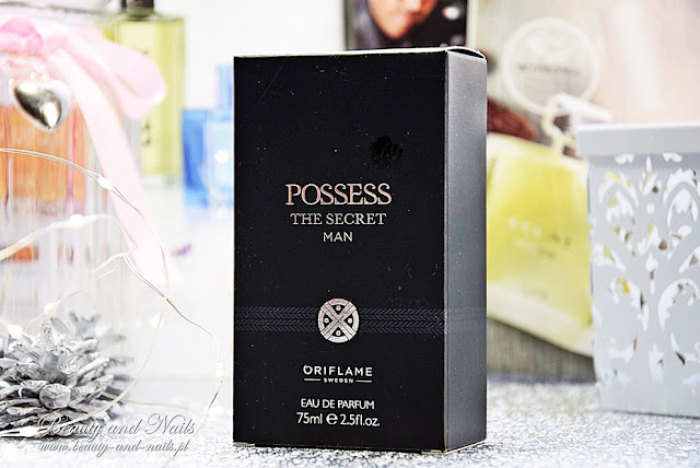 Possess The Secret Man - od Oriflame.
