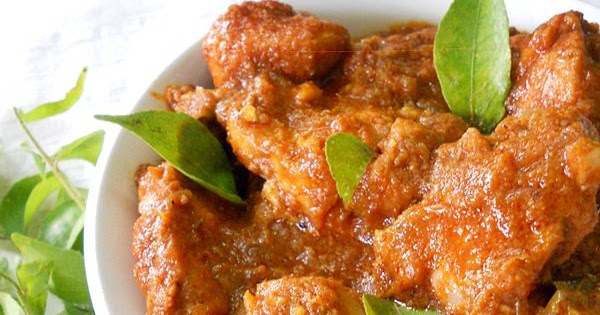 Kerala Chicken Curry Recipe | Cooking Is Easy