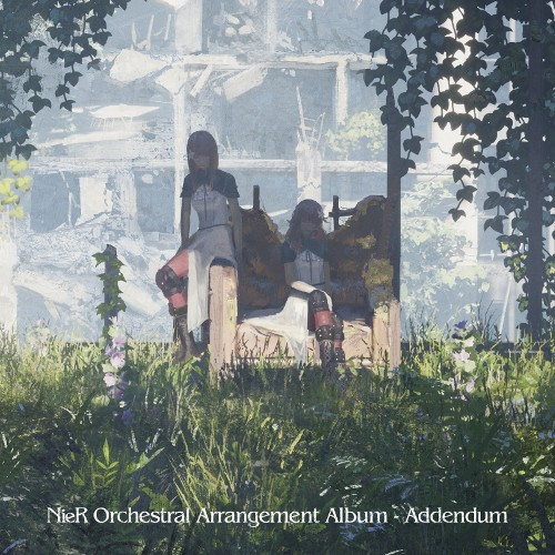 Keiichi Okabe – NieR Orchestral Arrangement Album – Addendum [FLAC 24bit + MP3 320 / WEB]