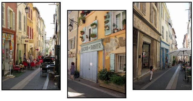 Barrio Le Panier de Marsella