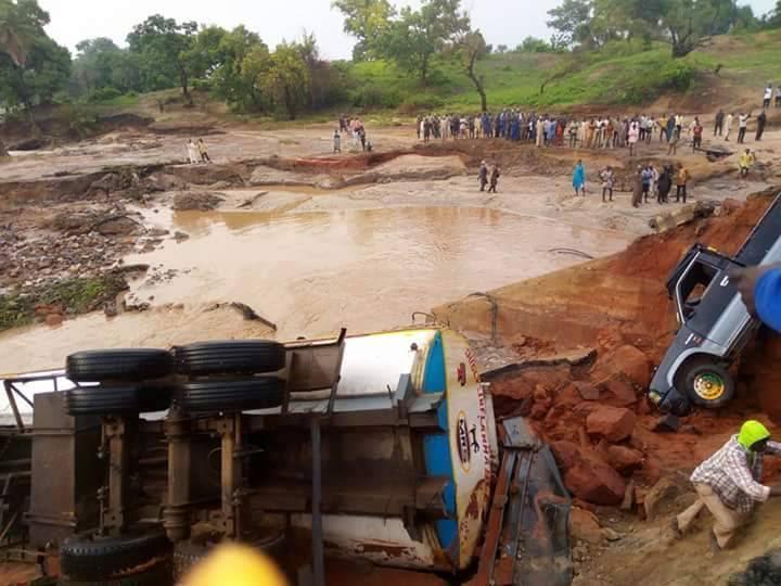 Image result for Mokwa-Jebba bridge collapse