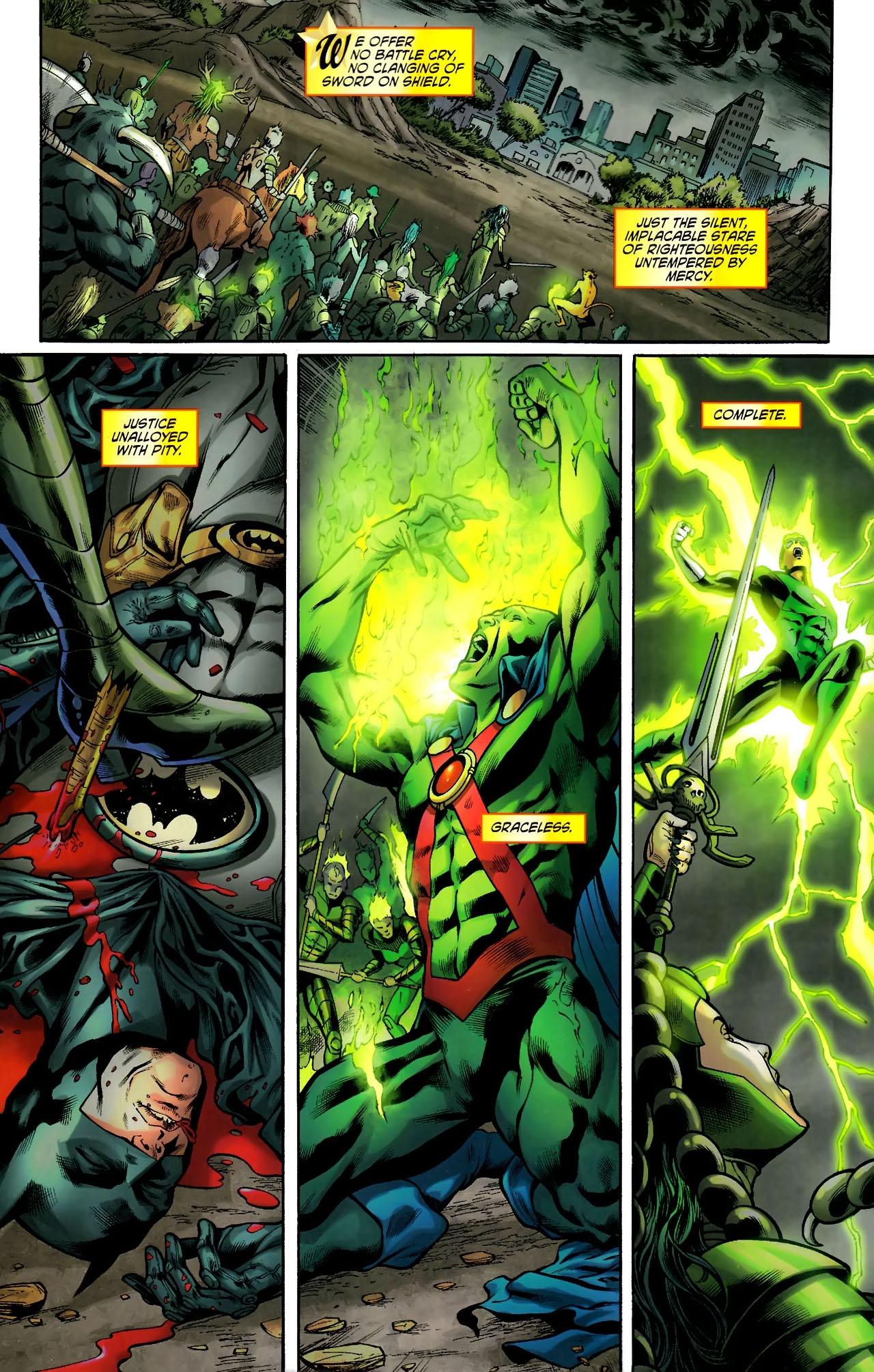 Read online Wonder Woman (2006) comic -  Issue #611 - 16