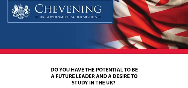 Chevening UK Government Scholarships For International Students 2017
