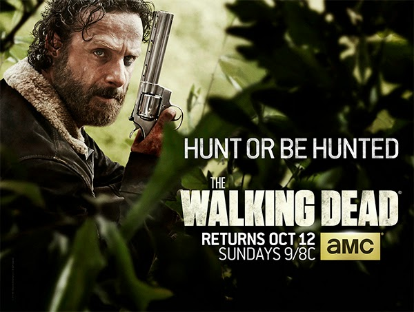 Poster The Walking Dead T5