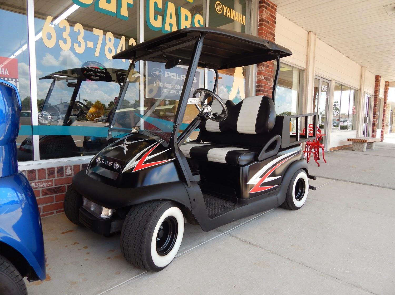 Western Elegante Golf Cart Wiring Diagram 1999 Vw Passat Engine Low Rider Scull And Cross Bolt Club Car In Sun