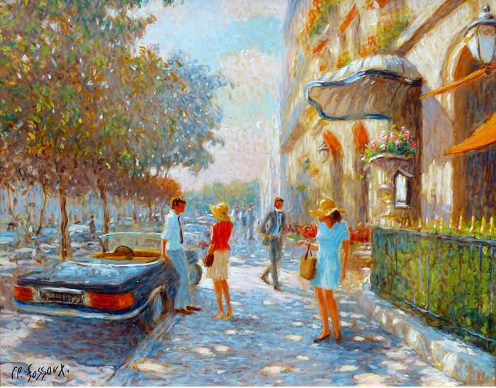 Claude Fossoux