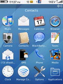 Free AppleBerry Theme for your BlackBerry Storm