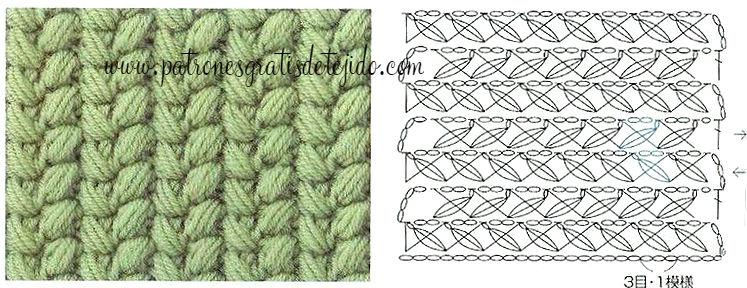 diagrama-punto-motas-cruzado-crochet