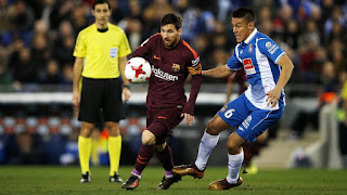 Spain Primera Division : Espanyol vs Barcelona live Stream Today 08/12/2018 online