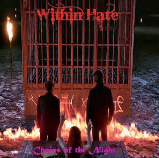 """Ακούστε τον δίσκο των Within Hate """"Chains of the Night"""""""