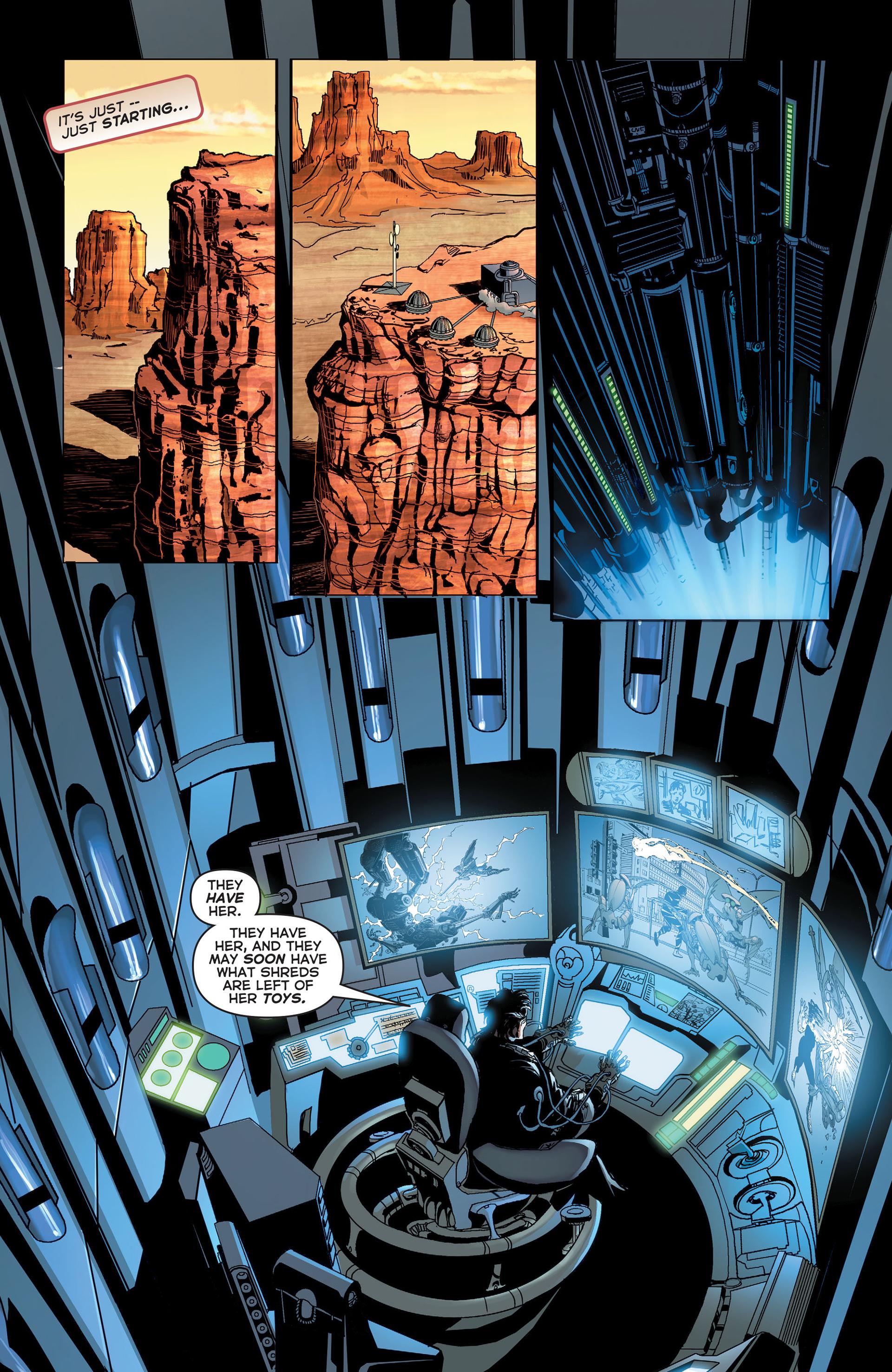 Read online Astro City comic -  Issue #15 - 6