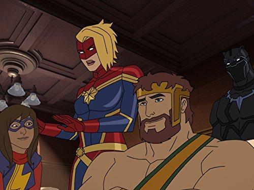 Avengers Assemble - Season 2