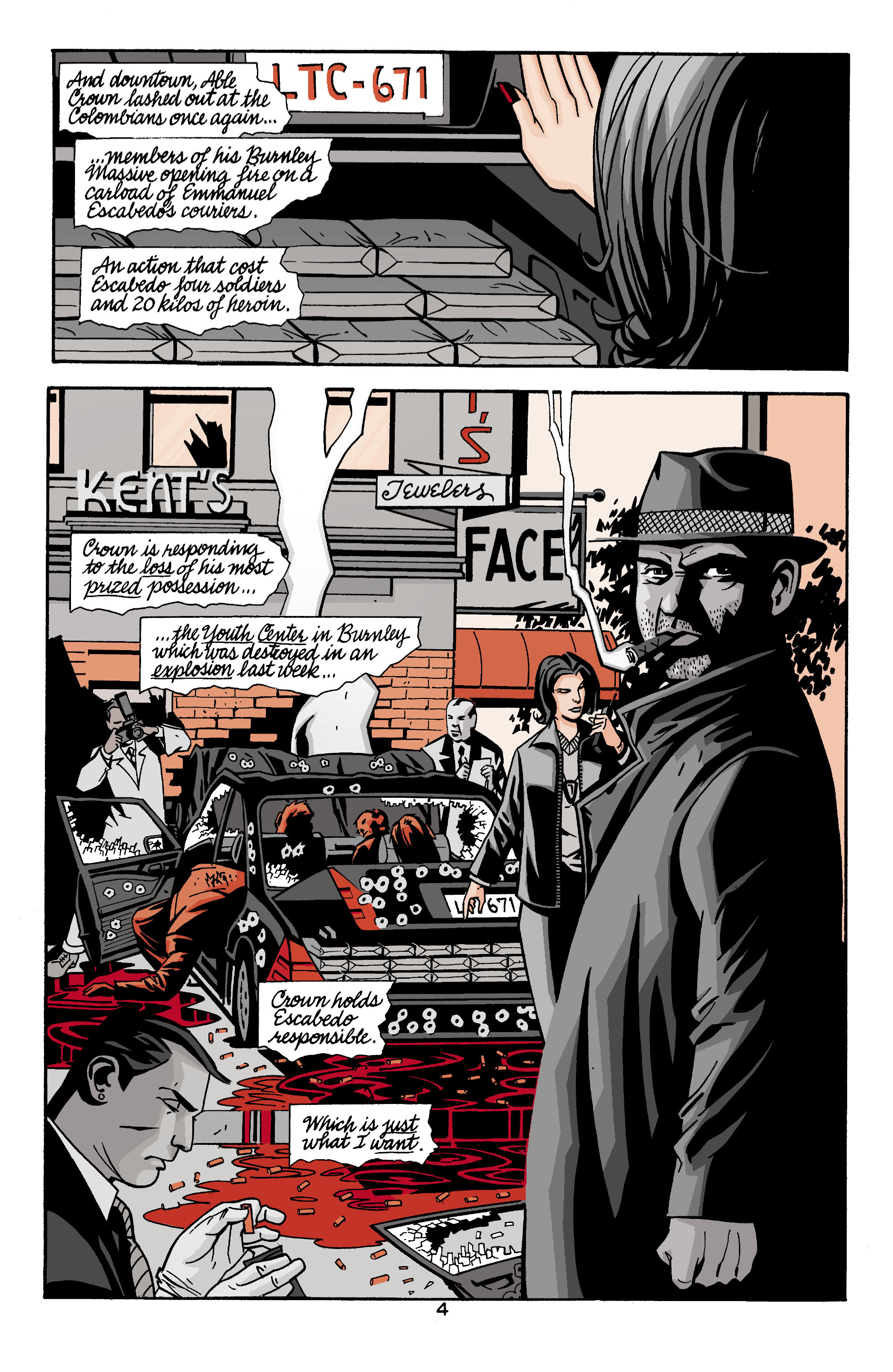 Detective Comics (1937) 744 Page 4