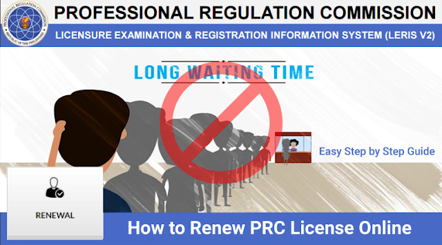 How to Renew PRC License Online Detailed Step-by-Step Guide