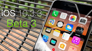 Free Download iOS 10.3.3 Beta 3 Through The Air Profile [IPSW Direct Download Link]