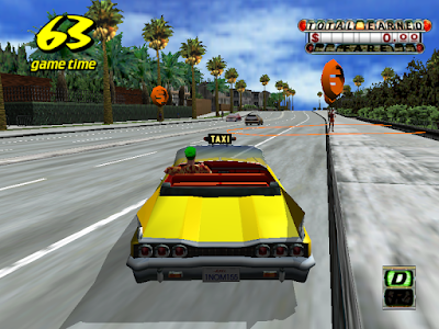 Download Game Crazy Taxi