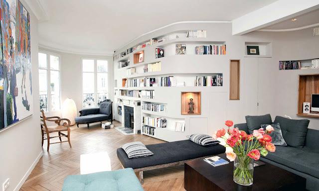 Tips Membuat Ruang Tamu Kecil Menjadi Luas dan Menarik