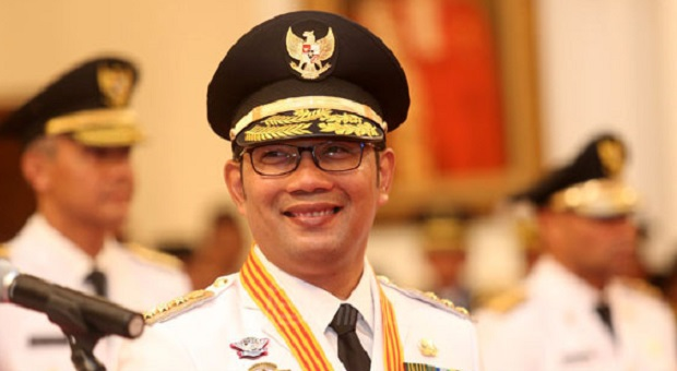 Ridwan Kamil Akan Bikin Keren Alun-alun se-Jawa Barat