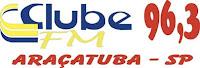 Rádio Clube FM 96,3 de Araçatuba SP