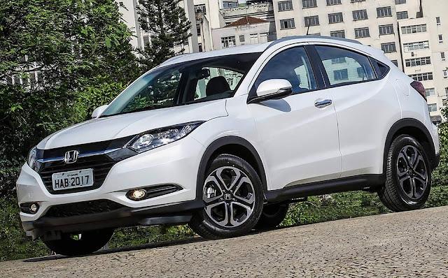 Ranking: 13 SUV's compactos mais vendidos no Brasil em janeiro - 2018