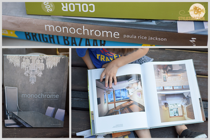 Monochrome Paula Rice Jackson – Ed. The Monacelli Press para post mis 8 libros sobre color en decoracion