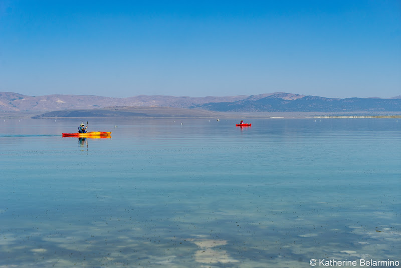 Kayaking Mono Lake Things to Do in Mammoth in Summer