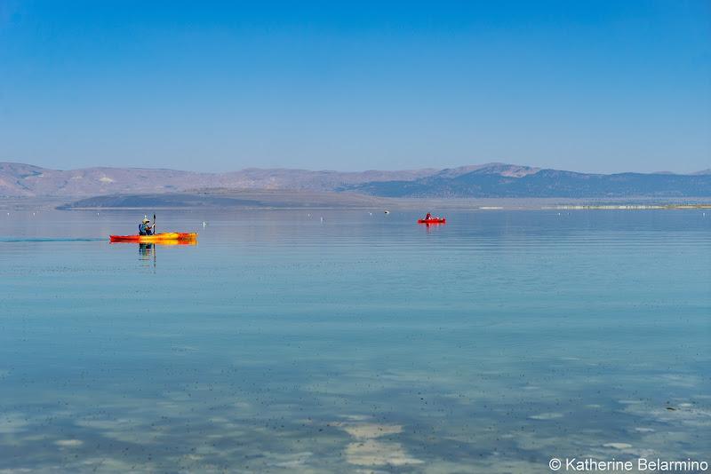 Kayaking Mono Lake Things to Do in Mammoth in Summer