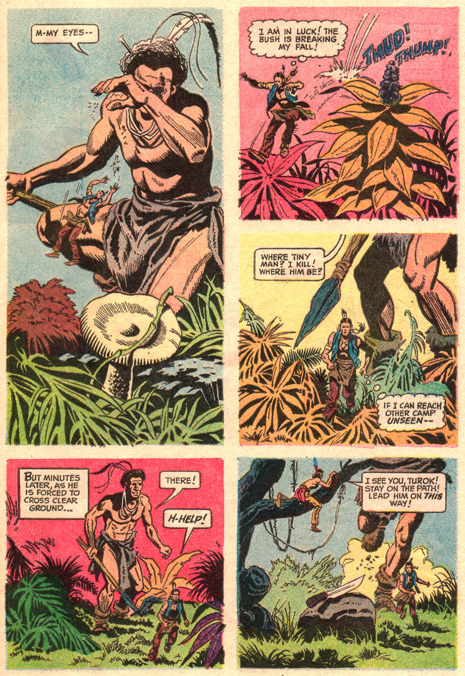 Read online Turok, Son of Stone comic -  Issue #67 - 29