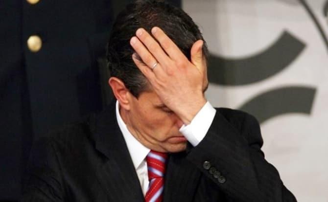 Peña Nieto, corrupción, denuncia,