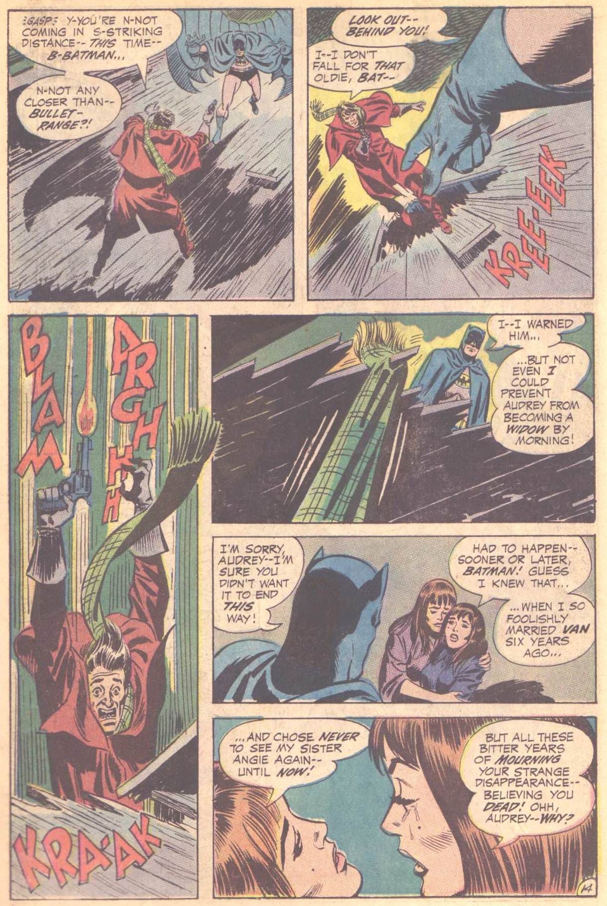 Detective Comics (1937) 403 Page 17