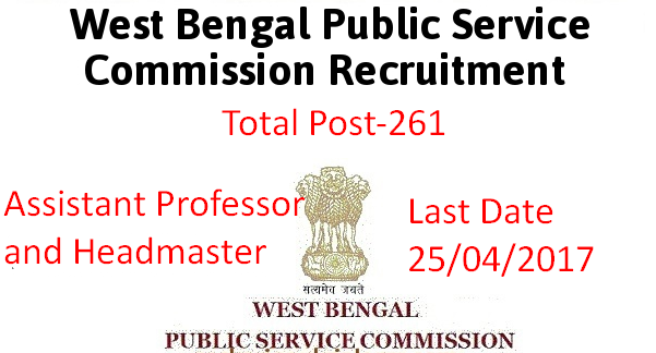 Public Service Commission,West Bengal
