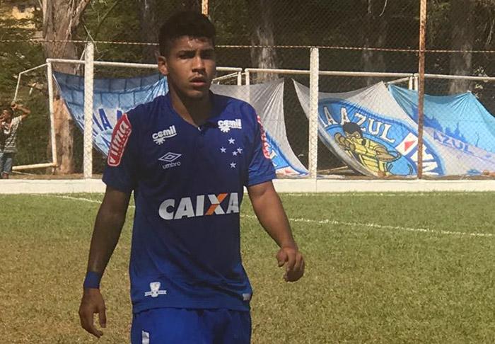 Joia da base envolvido na contratação de Neilton retorna de empréstimo do Cruzeiro 1