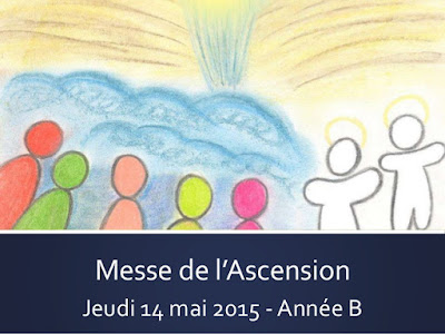 ouvrir la page messe de l'ascension