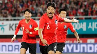 اهداف مباراة كوريا الجنوبية والصين 2-0 اليوم 16/1/2019 Asian Cup South Korea vs China