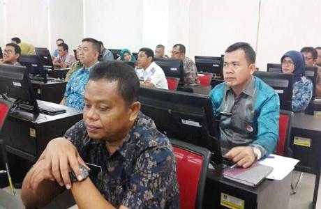"""Petakan Pejabat, 75 Pejabat Eselon III Ikuti """"Talent Mapping"""""""