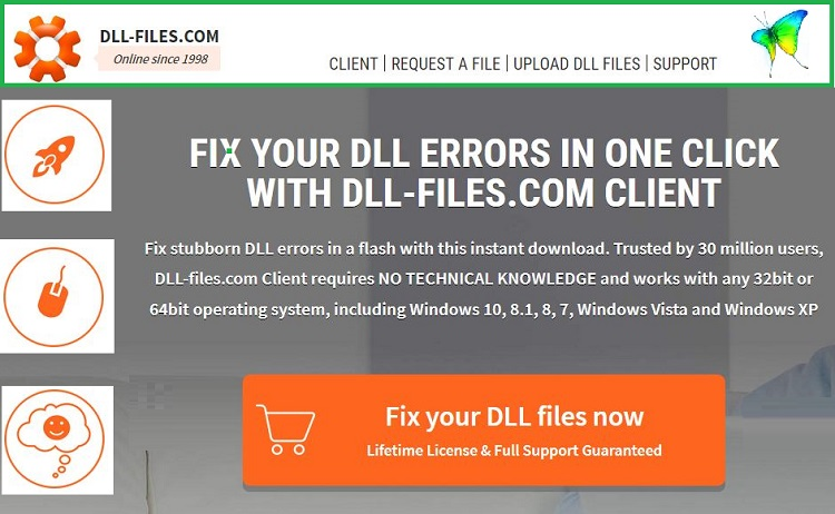 DLL Files Fixer full crack