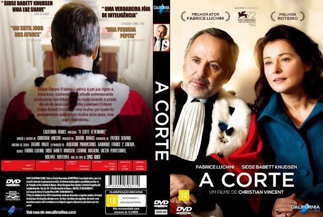 Capa DVD A Corte