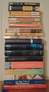 Anthology Book stack 2
