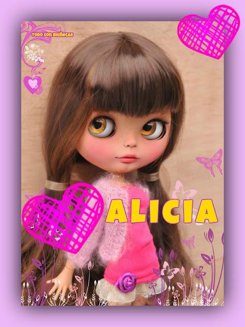 ALICIA Y SU SIGNIFICADO