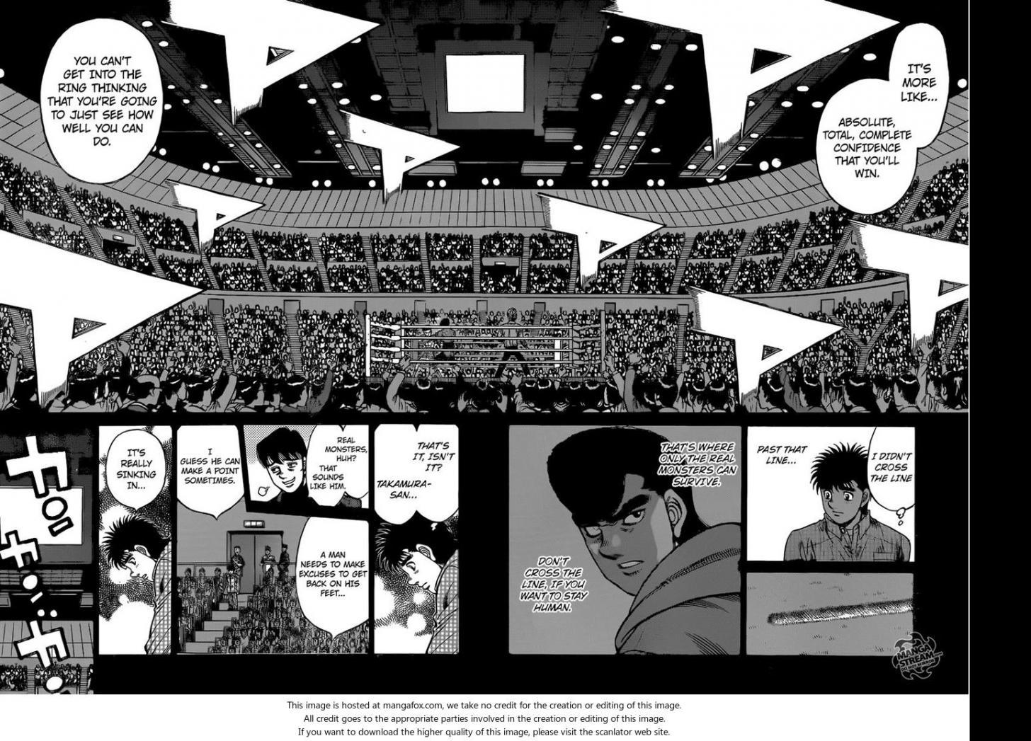 Hajime no Ippo - Chapter 1093