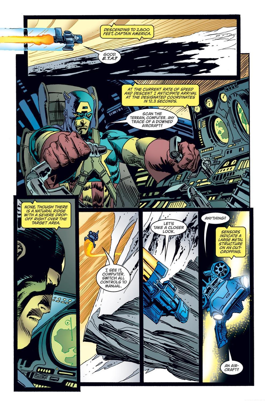 Captain America (1998) Issue #28 #34 - English 15